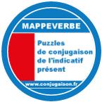 Puzzle de conjugaison Mappeverbe